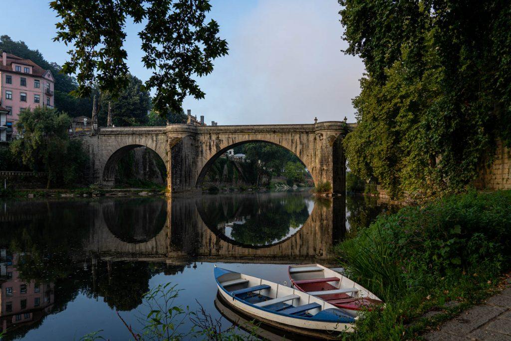 O que ver em Amarante: Ponte de São Gonçalo