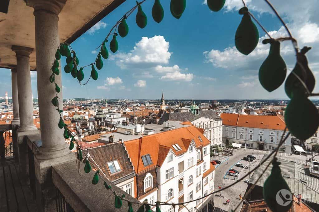 Ką pamatyti Brno: Rotušė