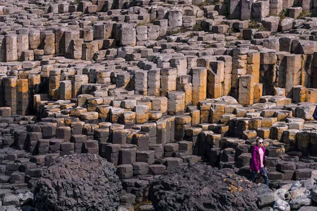 Calçada dos Gigantes, Antrim, Irlanda do Norte