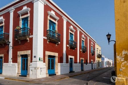 Visitar Campeche: centro histórico
