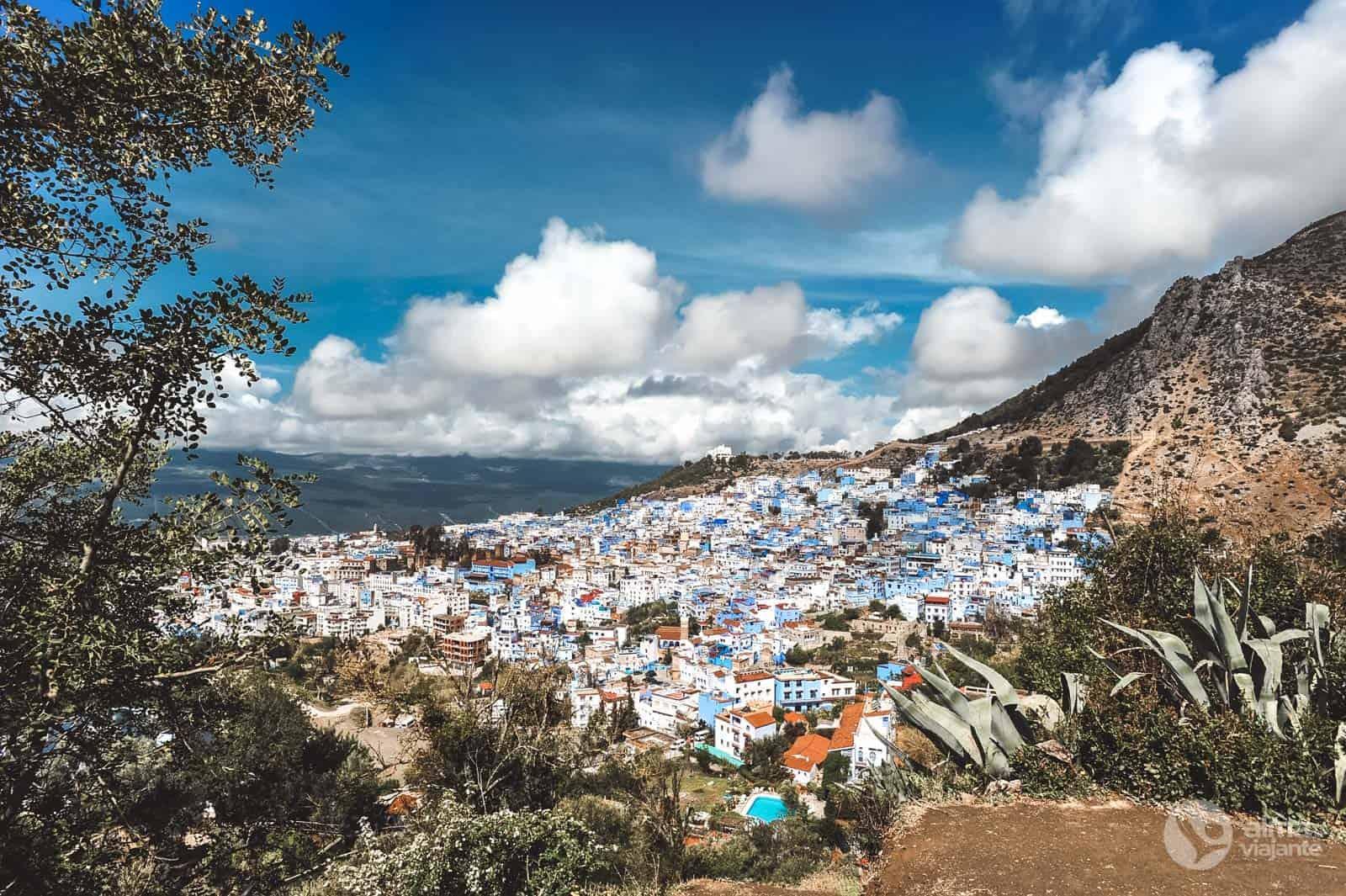 Visitar Chefchaouen, Marrocos