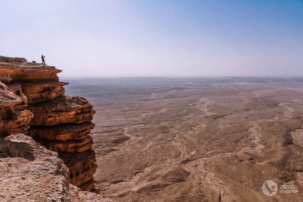 Visitar Edge of the World, Arábia Saudita