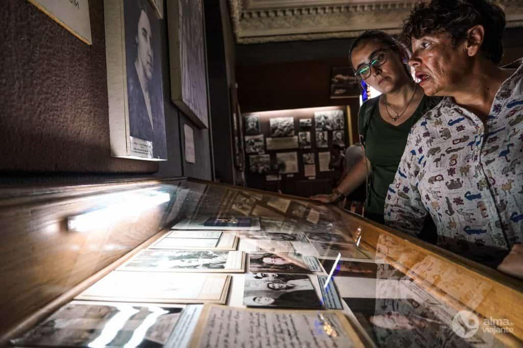 Visitar Gori: Museu Josef Stalin
