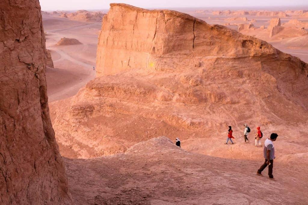 Kaluts, deserto Dasht-e Lut