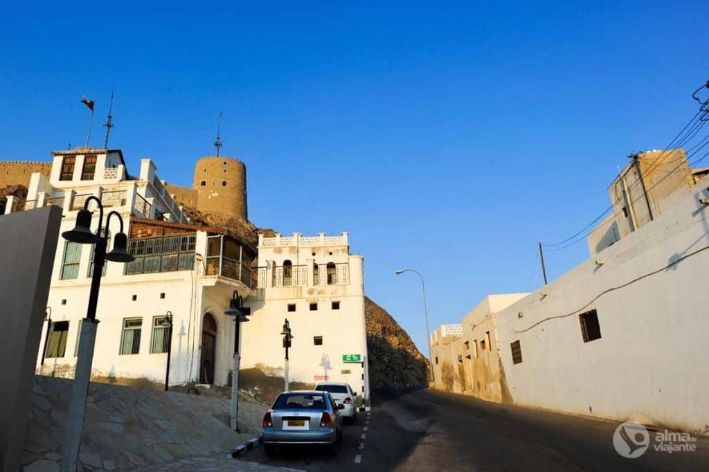 Mutrah Muscat