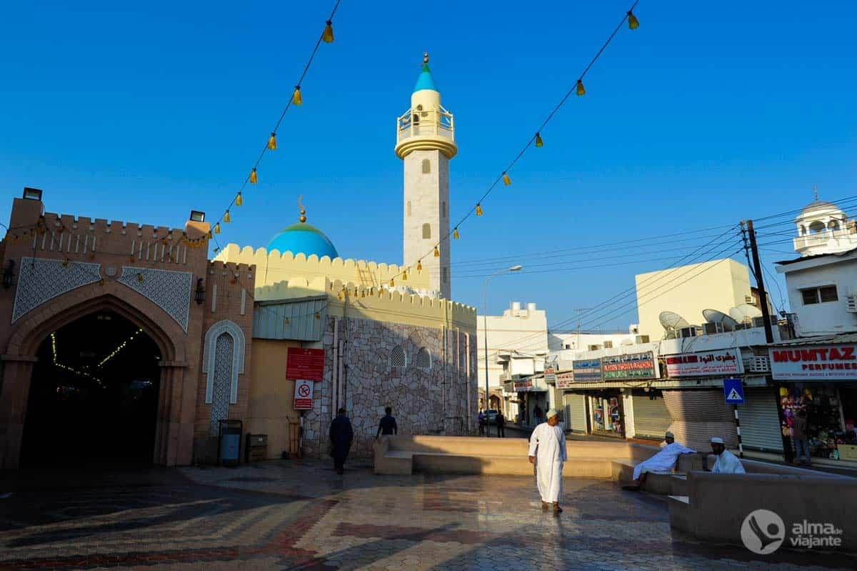 Besøk Muscat, Oman