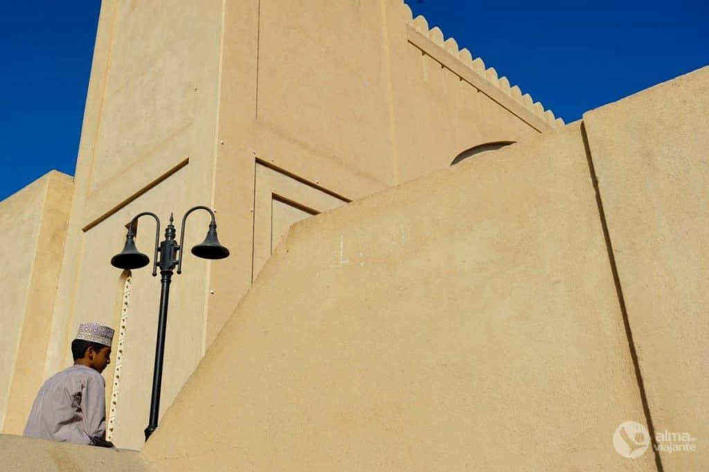 Roteiro de viagem em Omã: Nizwa