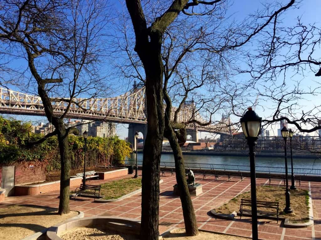 Visitar Nova York: Sutton Place Park