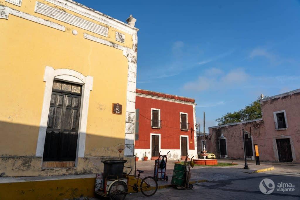 Centro histórico de Valladolid