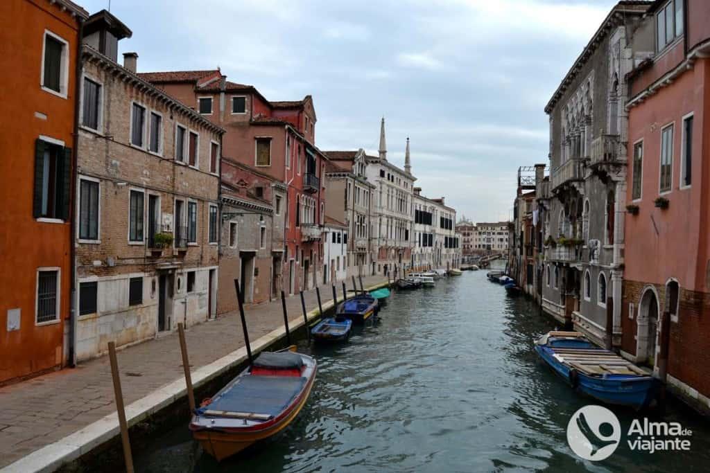 Ką daryti Venecijoje: Kaimynystės Cannaregio