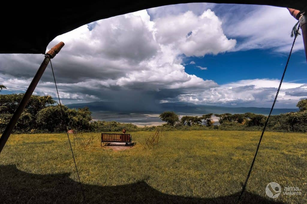 Safari em Ngorongoro: Pakulala Safari Camp