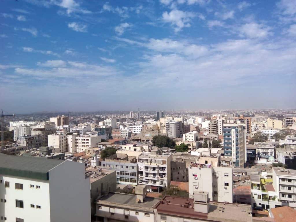 Viver em Dakar