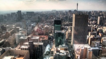 Joanesburgo, incompreendida e surpreendente