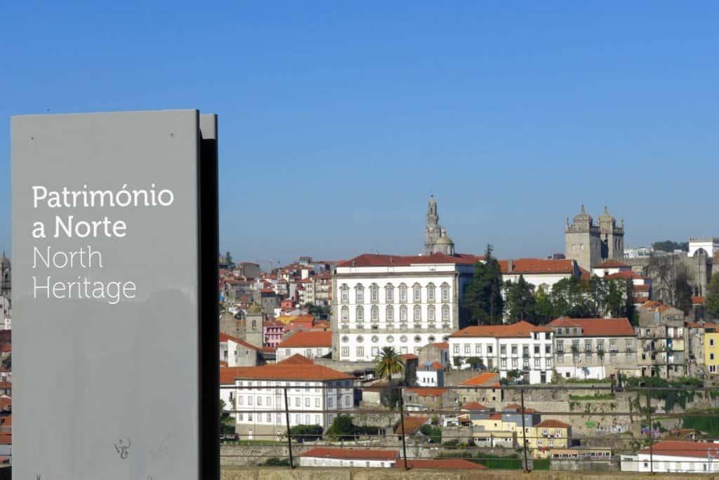 Porto, Património Mundial em Portugal