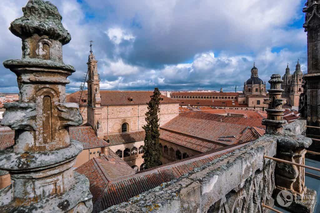 Torre da Catedral de Salamanca