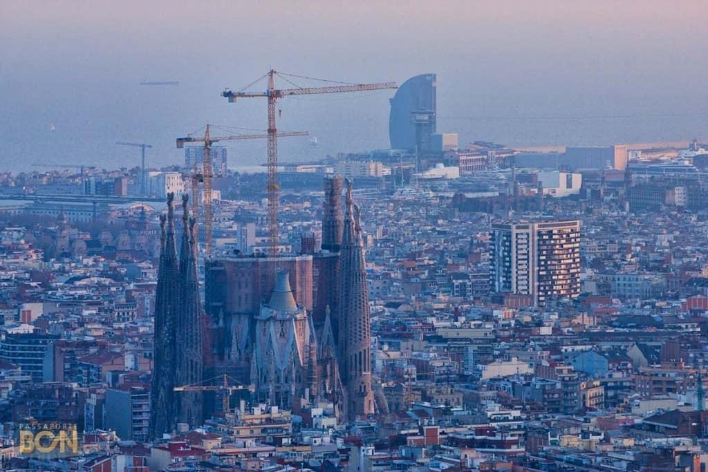 Visitar Barcelona: Sagrada Família