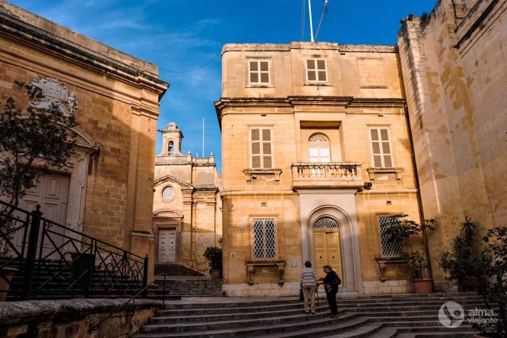 Vittoriosa (Birgu) Valletta lähedal