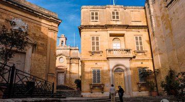 Vittoriosa, Senglea e Cospicua, as três da vida airada