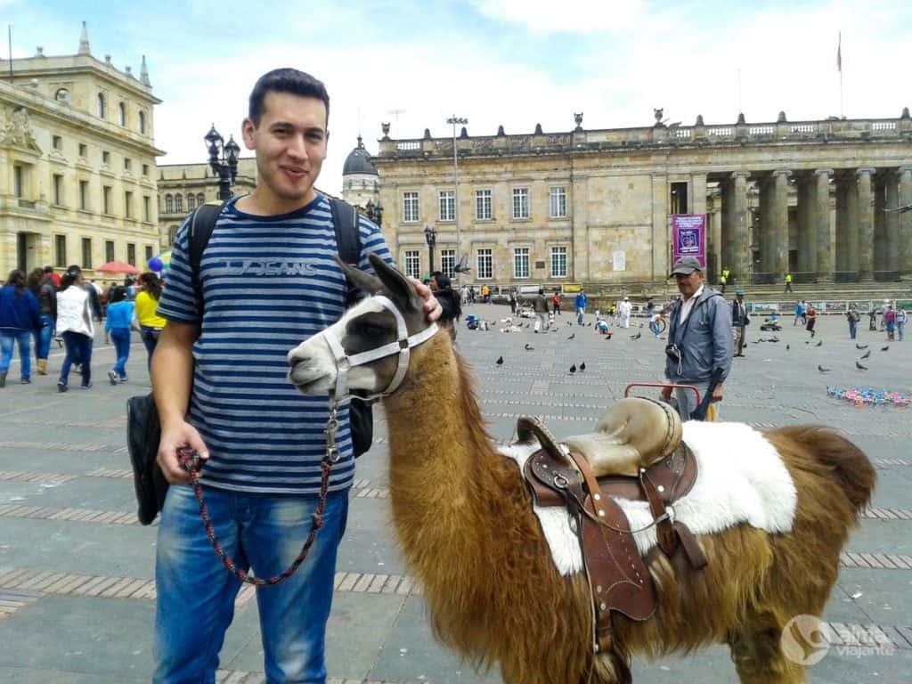 Viver em Bogotá: Fausto