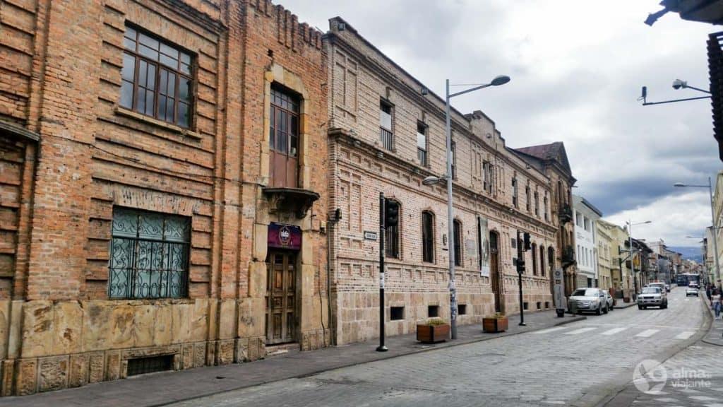 Trabalhar em Cuenca: Calle Larga