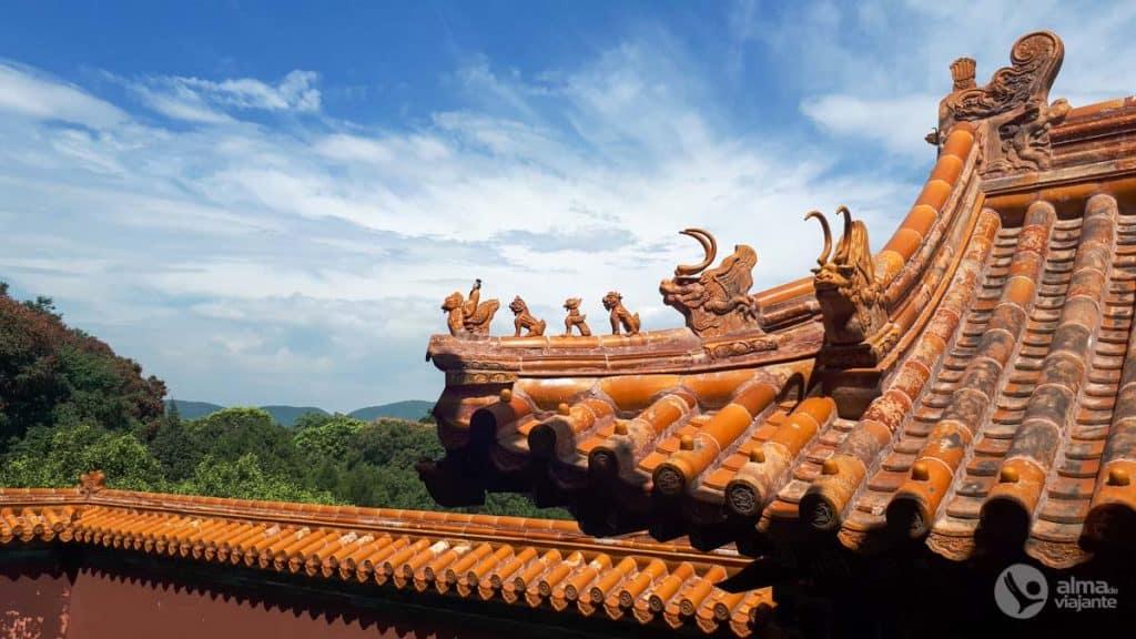 Yaz Sarayı, Pekin
