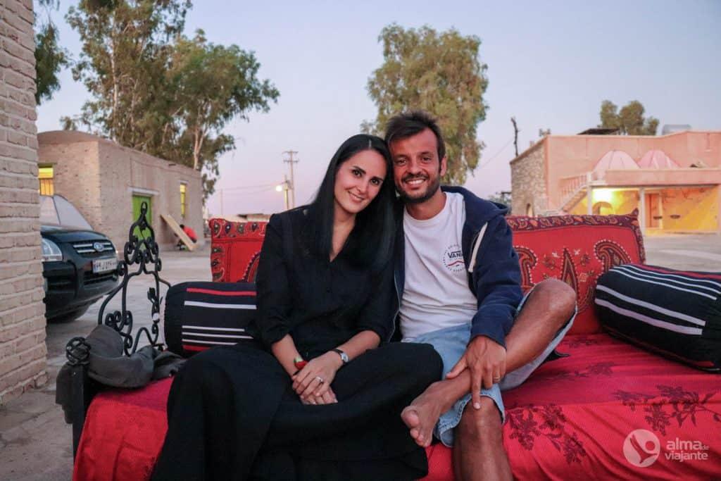Viver em Teerão: Pedro e Ghazal