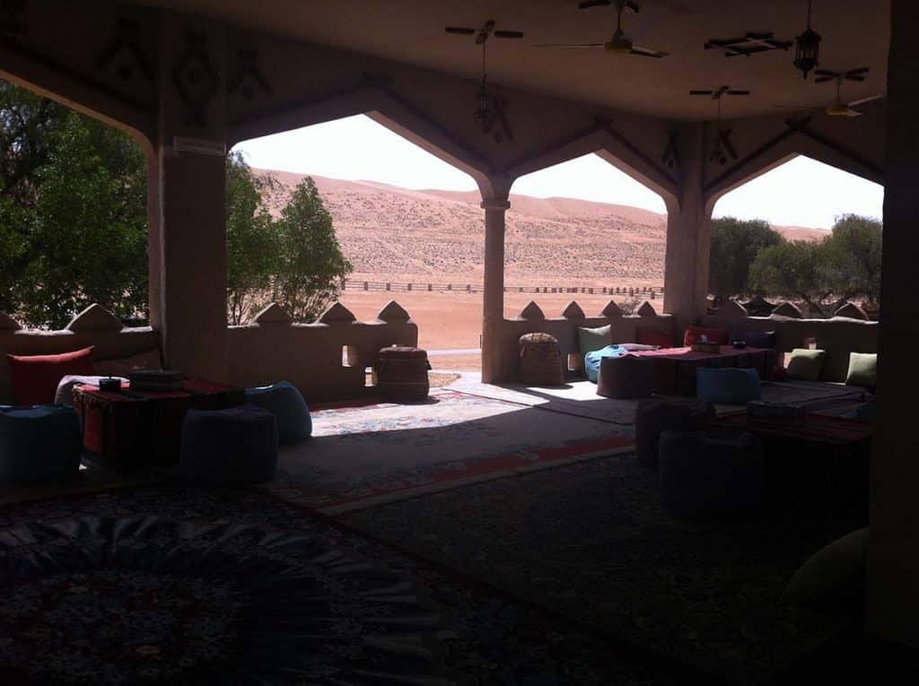 1000 Night Camp, Omã