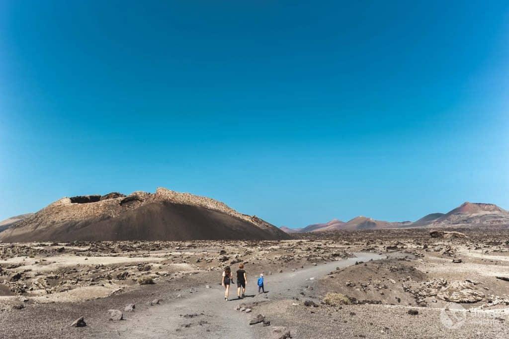 Corvo Volcano Trail, Lanzarote