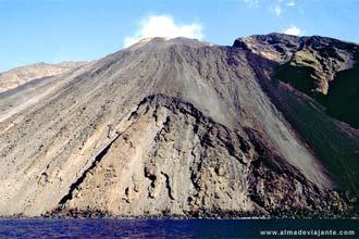 Vulcão Stromboli, Itália