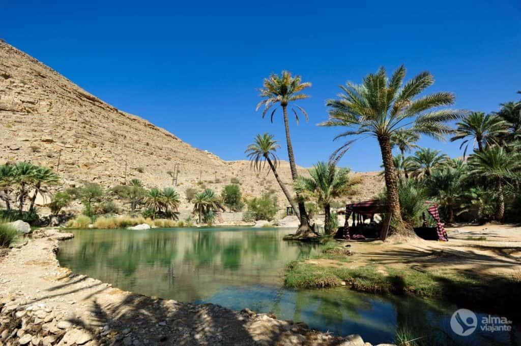 Visitar Wadi Bani Khalid