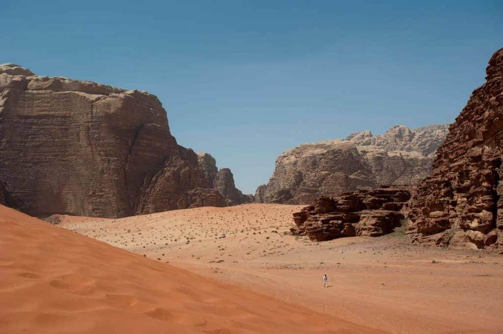 와디 럼 사막