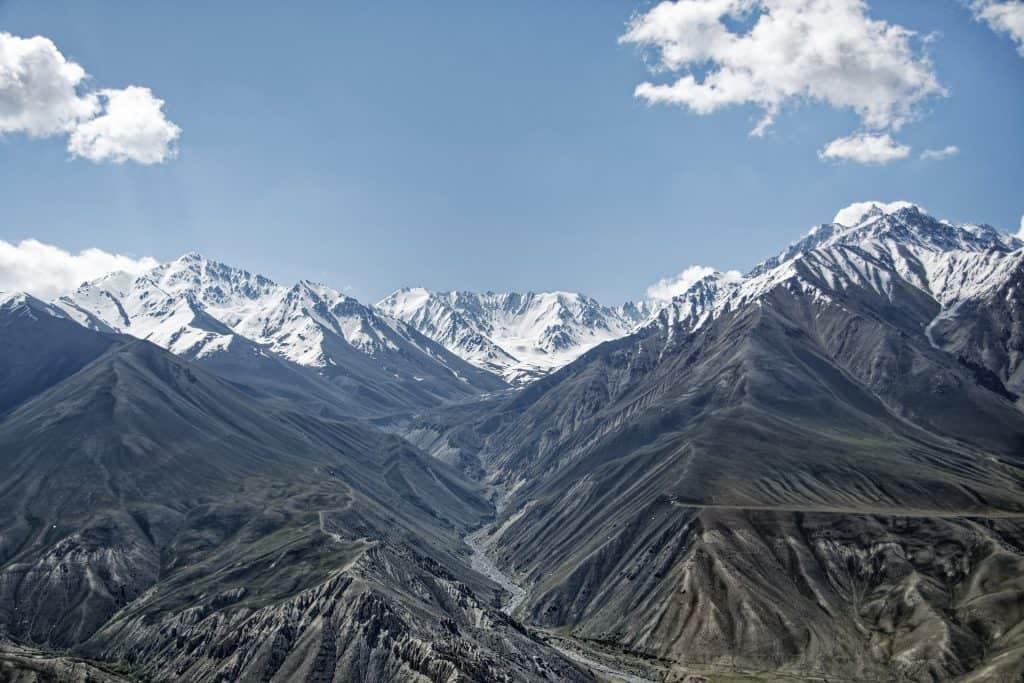 Corredor Wakhan, Tajiquistão