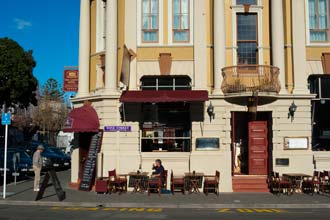 Wine Street Napier