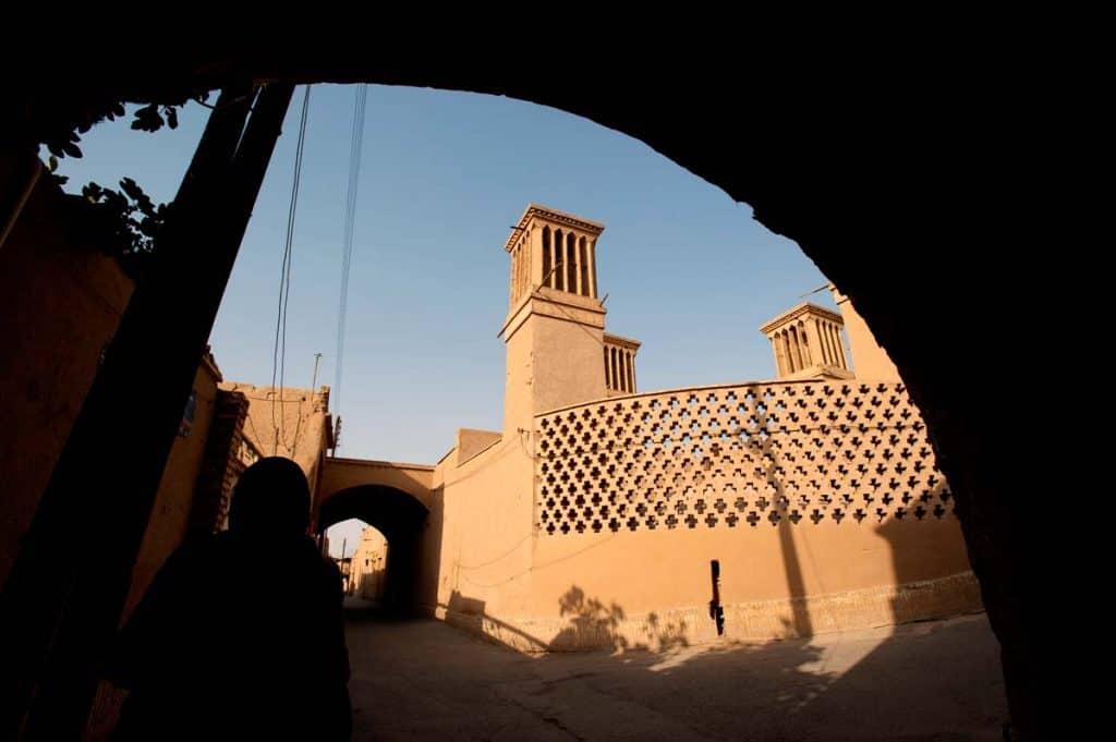 Centro histórico de Yazd