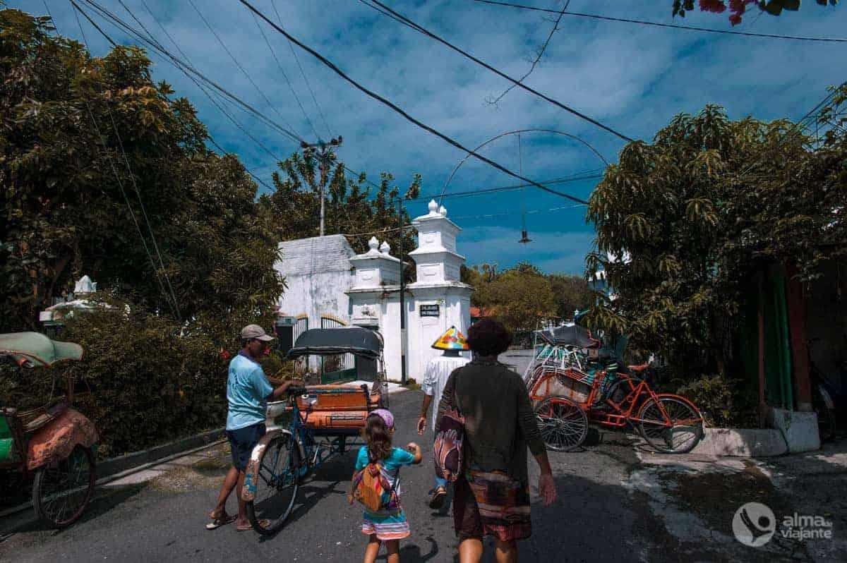 Yogyakarta, ilha de Java
