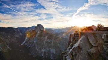Yosemite em timelapse
