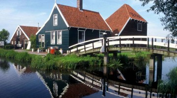 Zaanse Schans, a aldeia que não quer ser museu