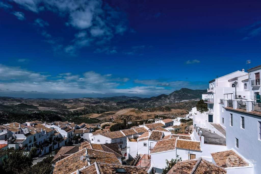 Zahara de la Sierra, Andaluzia