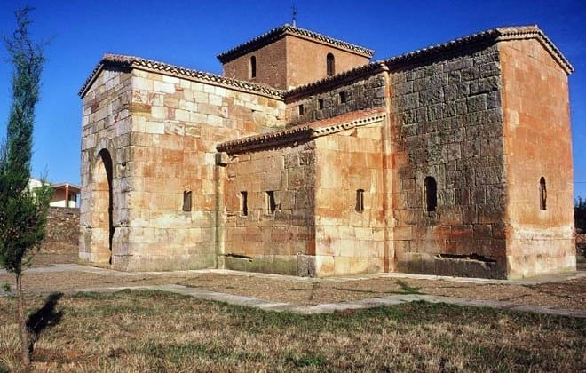 Zamora, o ouro românico