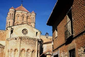 Toro, antiga capital da província de Zamora