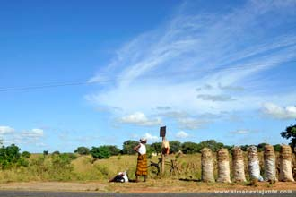 Национални пут северно од Мапута