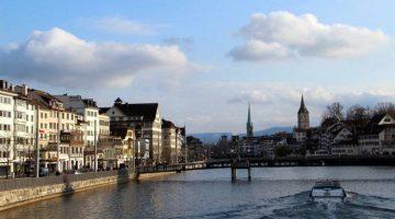 Zurique por quem lá vive: Sérgio Martins